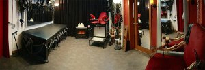 Schwarzes Studio