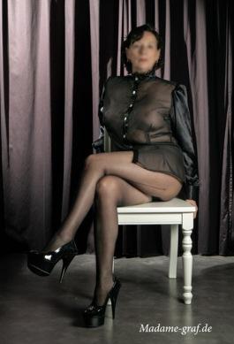 Nylon Strümpfe Strumpfhose High Heels Domina Madame Graf Duisburg Ruhrgebiet